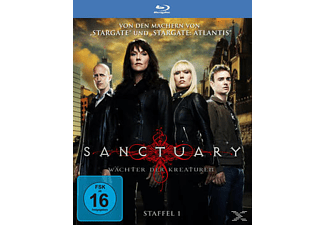 Sanctuary - Staffel 1 - (Blu-ray)