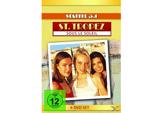 Saint Tropez - Staffel 3.1 [DVD]