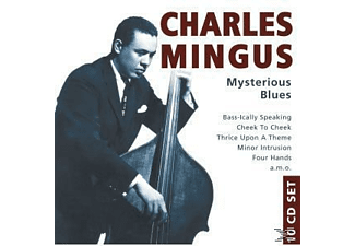 Charles Mingus - Mysterious Blues-Wallet Box [CD]