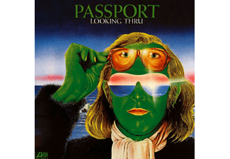 Passport - Looking Thru - (CD)