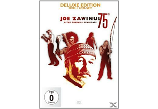 Joe Zawinul, Zawinul Syndicate - 75th - (DVD + CD)