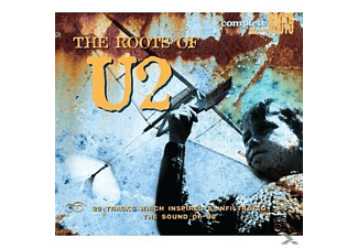 VARIOUS - The Roots Of U2 - (CD)
