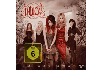 Indica - A Way Away [CD + DVD Video]