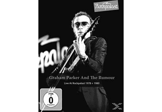 Graham And The Rumour Parker - LIVE AT ROCKPALAST [DVD]