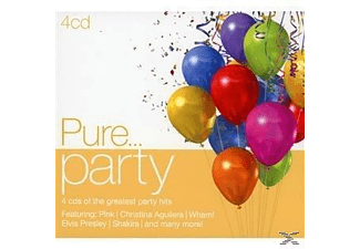 VARIOUS - Pure... Party [CD]