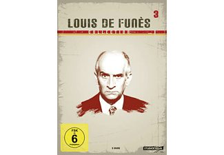 Louis de Funes Collection 3 [DVD]