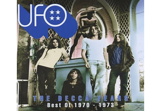 UFO - The Best Of The Decca Years 1970-1973 [CD]