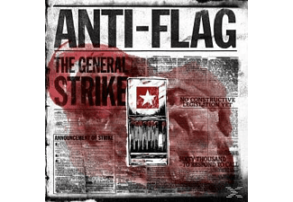 Anti-Flag - The General Strike - (Vinyl)