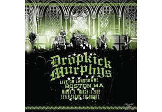 Dropkick Murphys - Live On Lansdowne Boston Ma - (DVD)