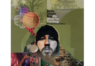 Badly Drawn Boy - It's What I'm Thinking (Deluxe Edition) - (CD)