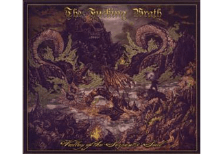 The Fucking Wrath - Valley Of The Serpent's Soul - (CD)