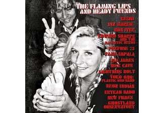The Flaming Lips - The Flaming Lips And Heady Fwends - (CD)