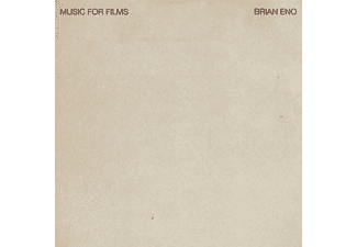 Brian Eno - Music For Films (Remastered) (CD)