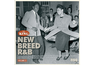 VARIOUS - King New Breed R&B Vol.2 [CD]