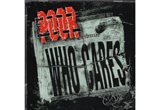 The Poor - Who Cares - (CD)