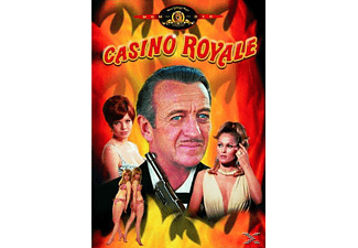 Casino Royale - (DVD)
