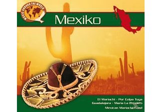 Various - Mexiko-Music Around The World [CD]