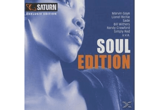 VARIOUS - Saturn - Soul Edition - (CD)