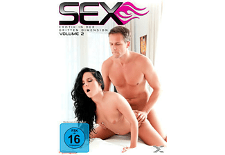 SEX - Erotik in der dritten Dimension Vol. 2 [DVD]