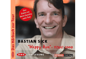 """Happy Aua"" - Tour 2008 - 1 CD - Comedy/Musik/Kabarett"