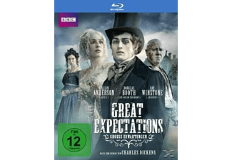 GREAT EXPECTATIONS - GROSSE ERWARTUNGEN [Blu-ray]
