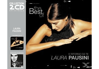 Laura Pausini - The Best Of With Video / Primavera In Anticipo [CD]