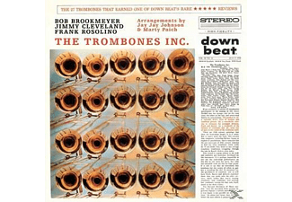 Trombones Inc. - Down Beat - (CD)