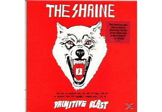 Shrine - Primitive Blast [CD]