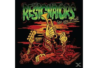 The Resignators - See You In Hell [CD]
