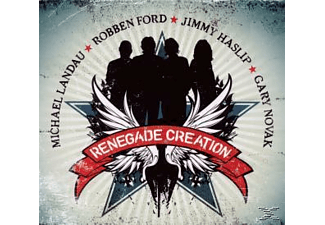 LANDAU, MICHAEL/FORD, ROBBEN/HASLIP, JIMMY, Renegade Creation (Landau/Ford/Haslip..), Renegade Creation - Renegade Creation [CD]