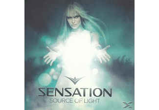 VARIOUS - Sensation Amsterdam 2012 - Source Of Light [CD]