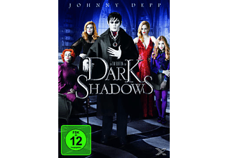 Dark Shadows Komödie DVD