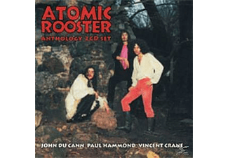 Atomic Rooster - Anthology - (CD)