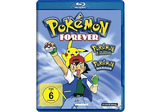 Pokémon (Forever Edition) - (Blu-ray)