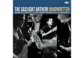The Gaslight Anthem - HANDWRITTEN [CD]