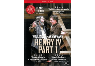Allam/Parker/Cotton/Marten/Gau, Allam/Parker/Cotton/Crane - Henry Iv Part 1 - (DVD)