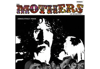 Frank Zappa, The Mothers Of Invention - Absolutely Free [CD]