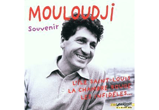Mouloudji - Souvenir - (CD)