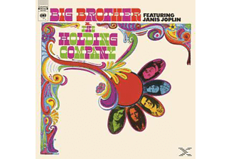 Big Brother & the Holding Company, Janis Joplin - Big Brother & The Holding Company - (Vinyl)