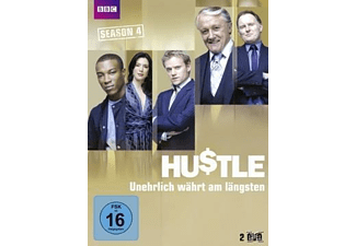 HUSTLE - SEASON 4 [DVD]