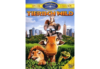 Tierisch wild (Special Collection) - (DVD)