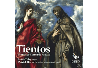 Louis Thiry, Patrick Bismuth - Tientos [CD]