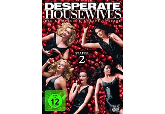 Desperate Housewives - Staffel 2 [DVD]