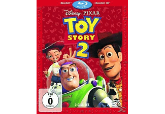 Toy Story 2 - 3D Superset - (3D Blu-ray)
