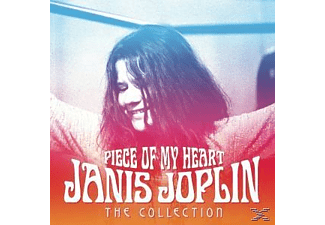VARIOUS - PIECE OF MY HEART-THE COLLECTION - (CD)