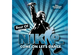 Nik P. COME ON LETS DANCE BEST OF REMIX Schlager CD