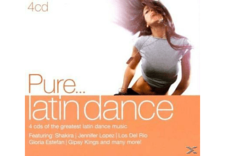 VARIOUS - Pure... Latin Dance [CD]