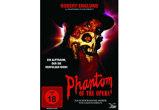 Phantom of the Opera - (DVD)