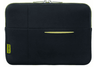 "SAMSONITE AIRGLOW SLEEVE 15,6"" ZWART-GROEN"