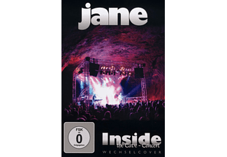 Jane, Peter Panka's Jane - The Cave Concert (Live Balver Höhle 2009) [DVD]